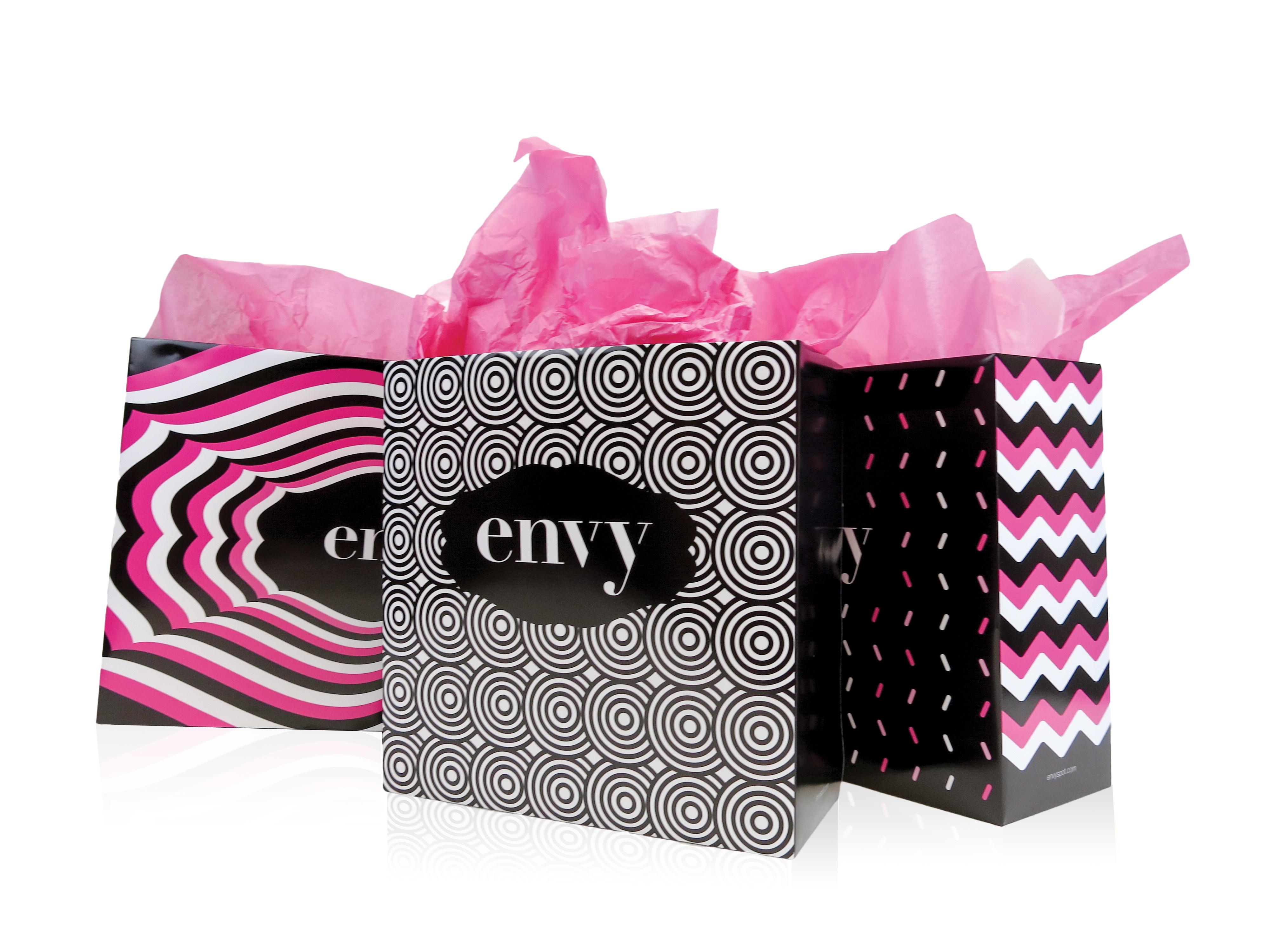 Envy Retail Bags