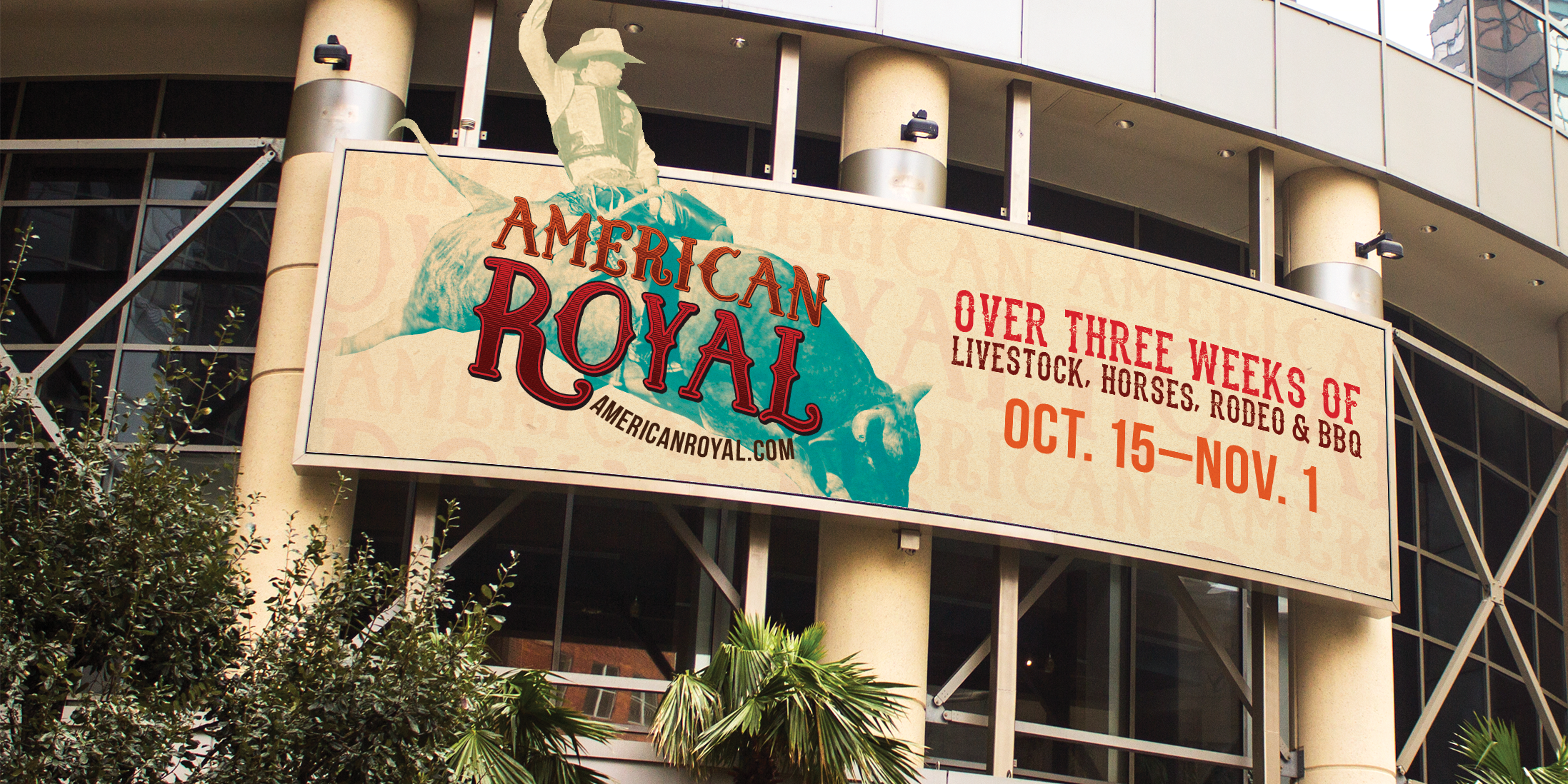 american royal billboard