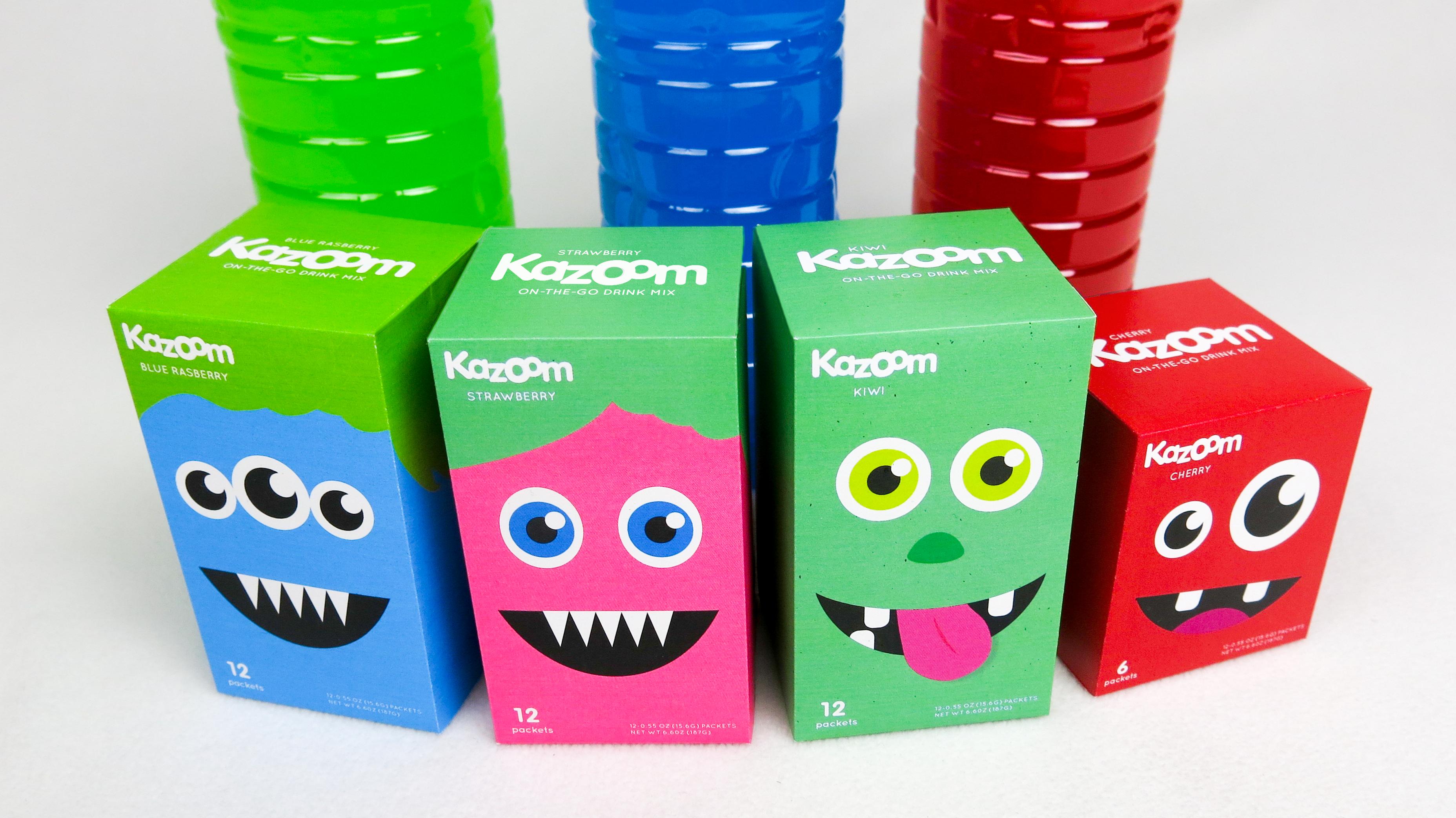 Kazoom Drink Mixes
