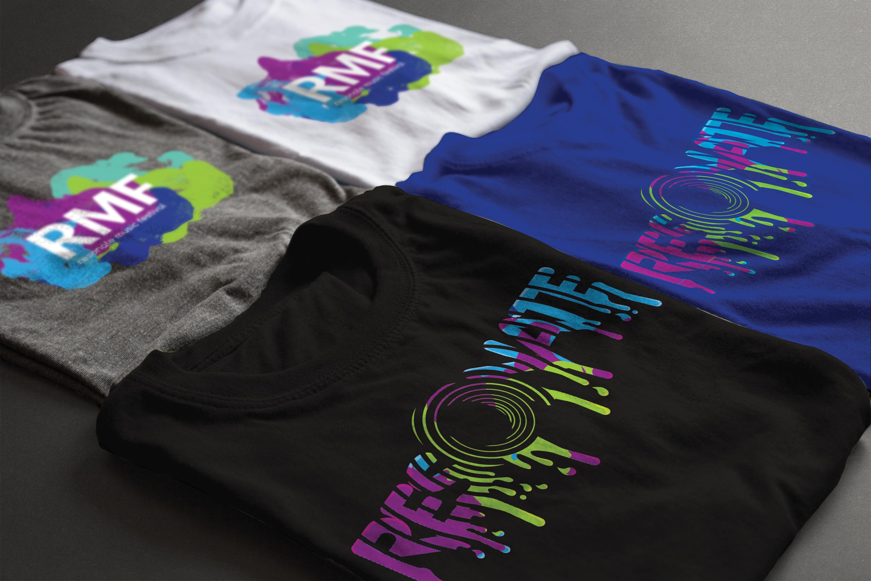Resonate Music Festival Tshirts