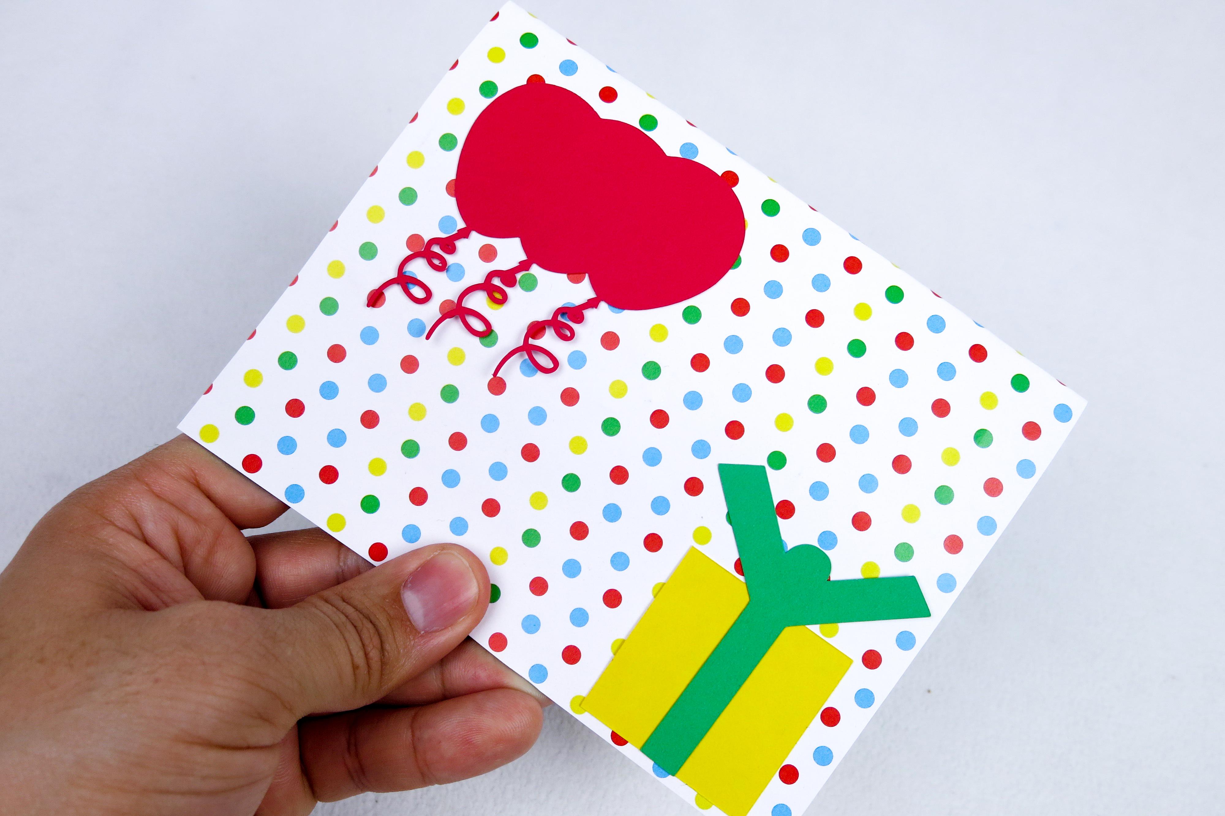 Birthday Card Cover