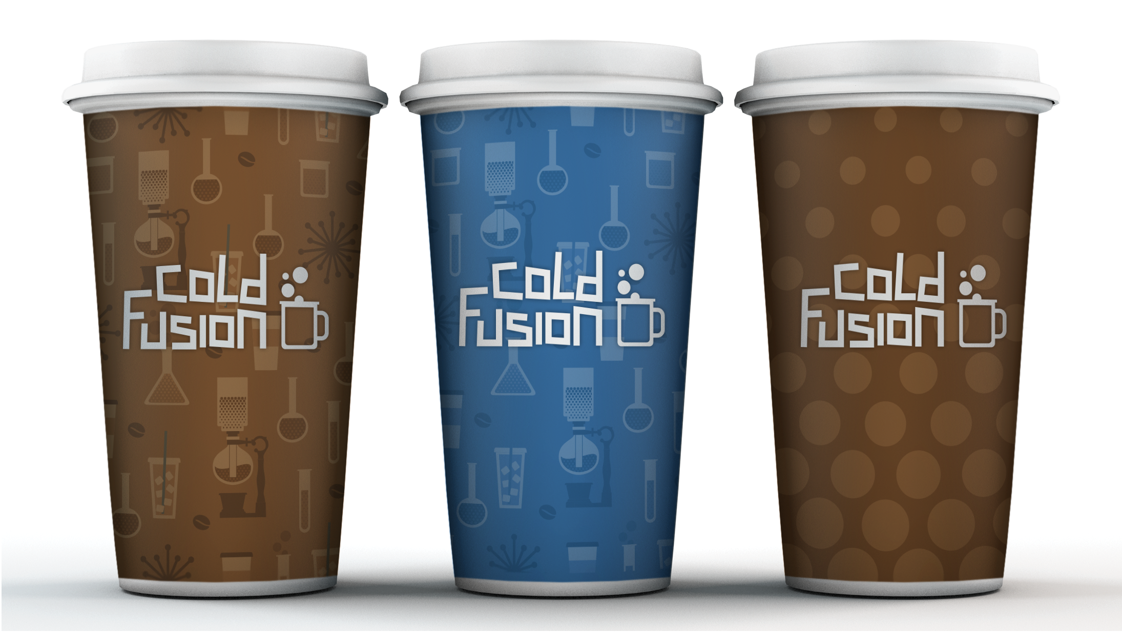 Cold Fusion Travel Cups