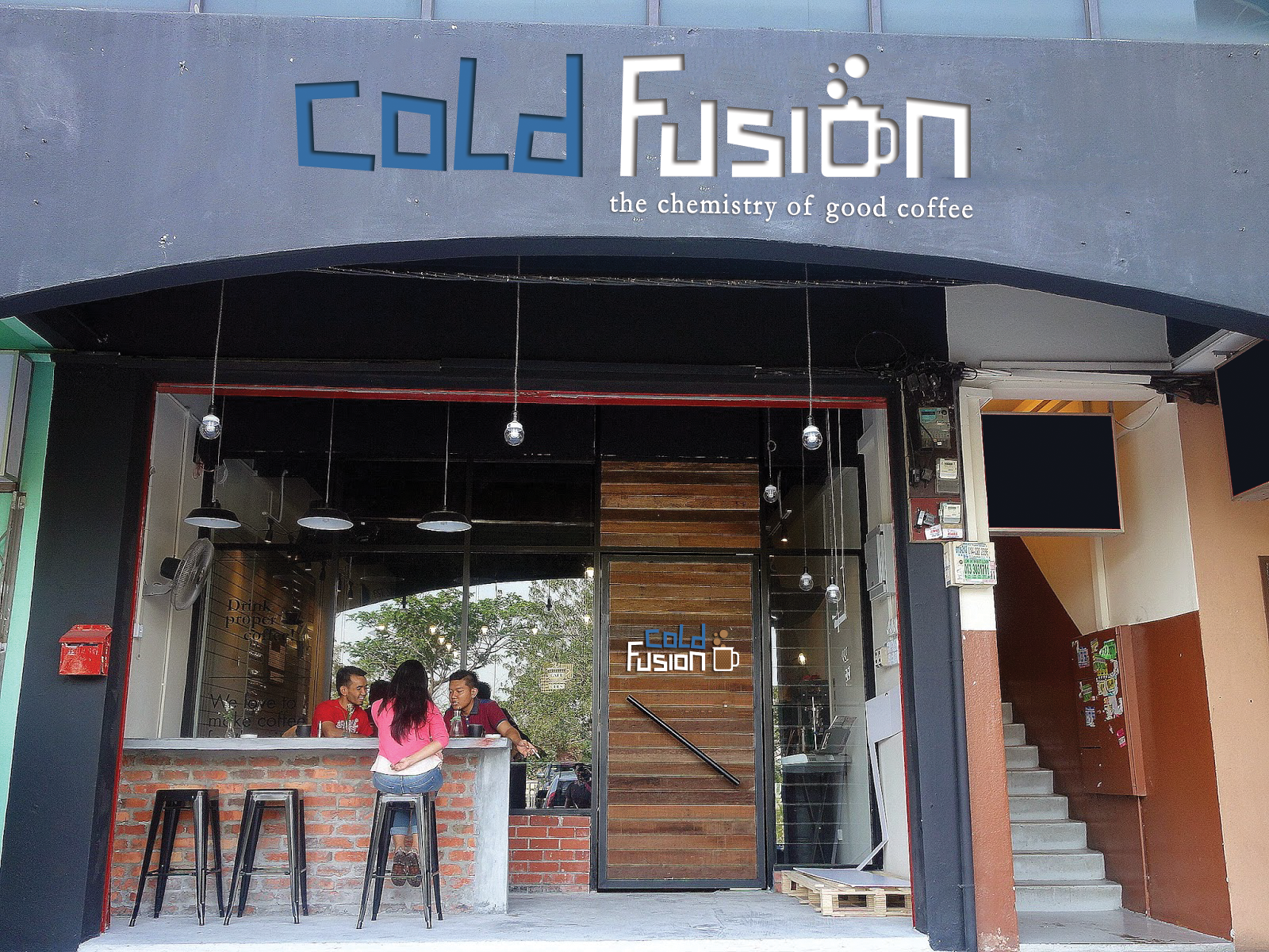 Cold Fusion Storefront