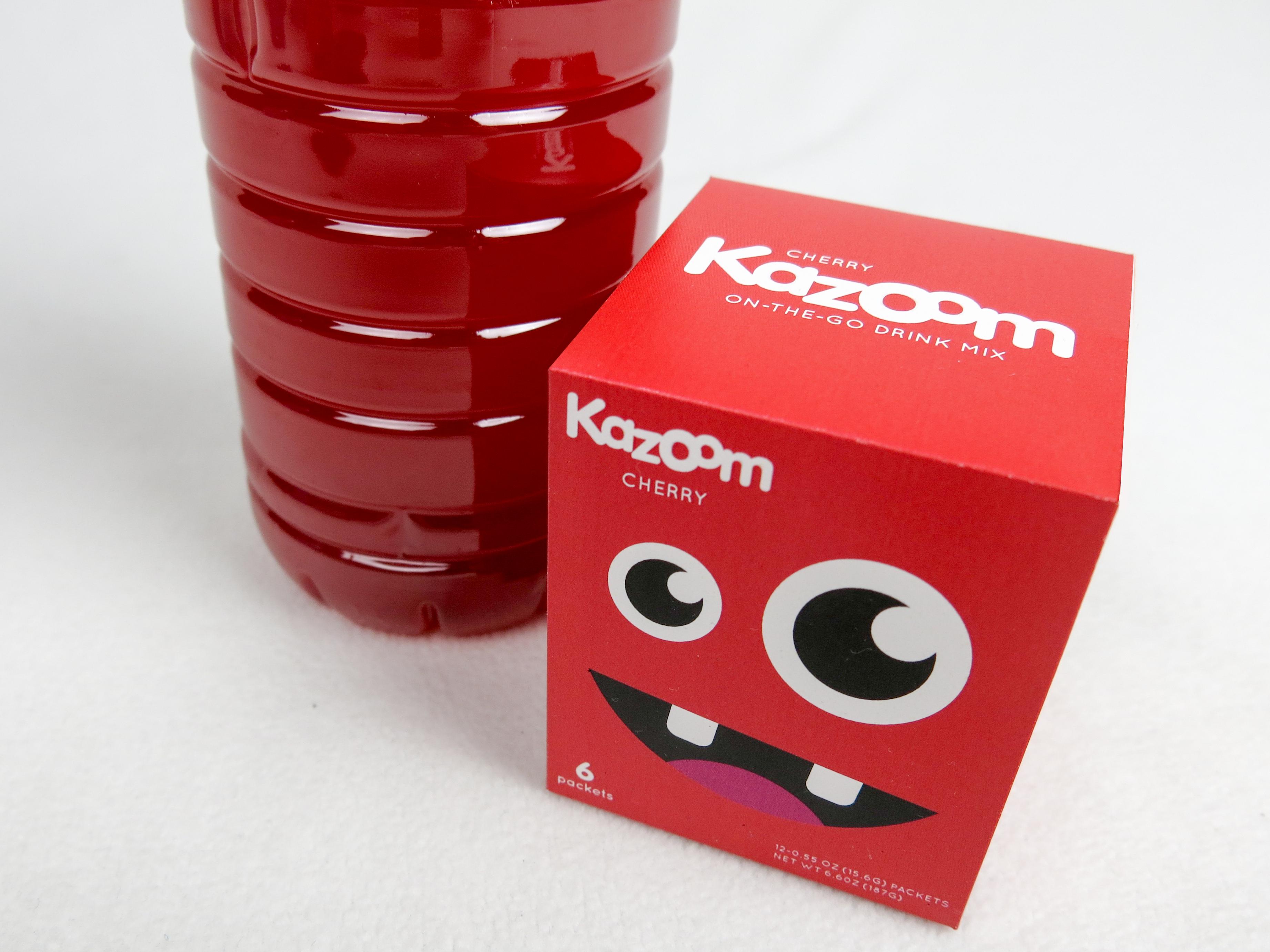 Kazoom Cherry Drink Mix