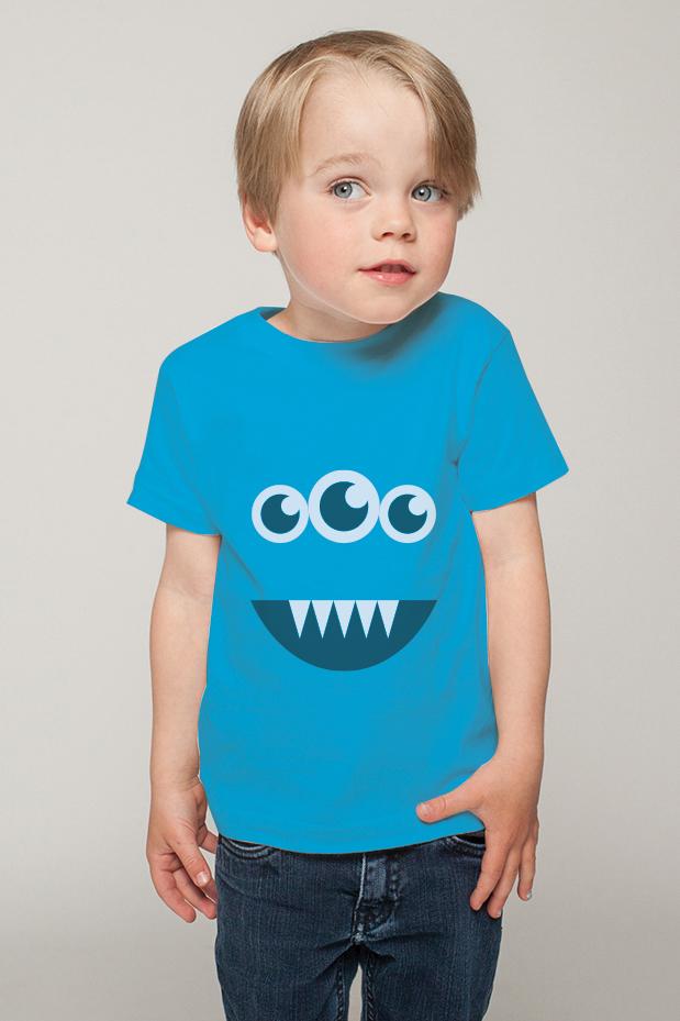 Kazoom-Blue-Tshirt
