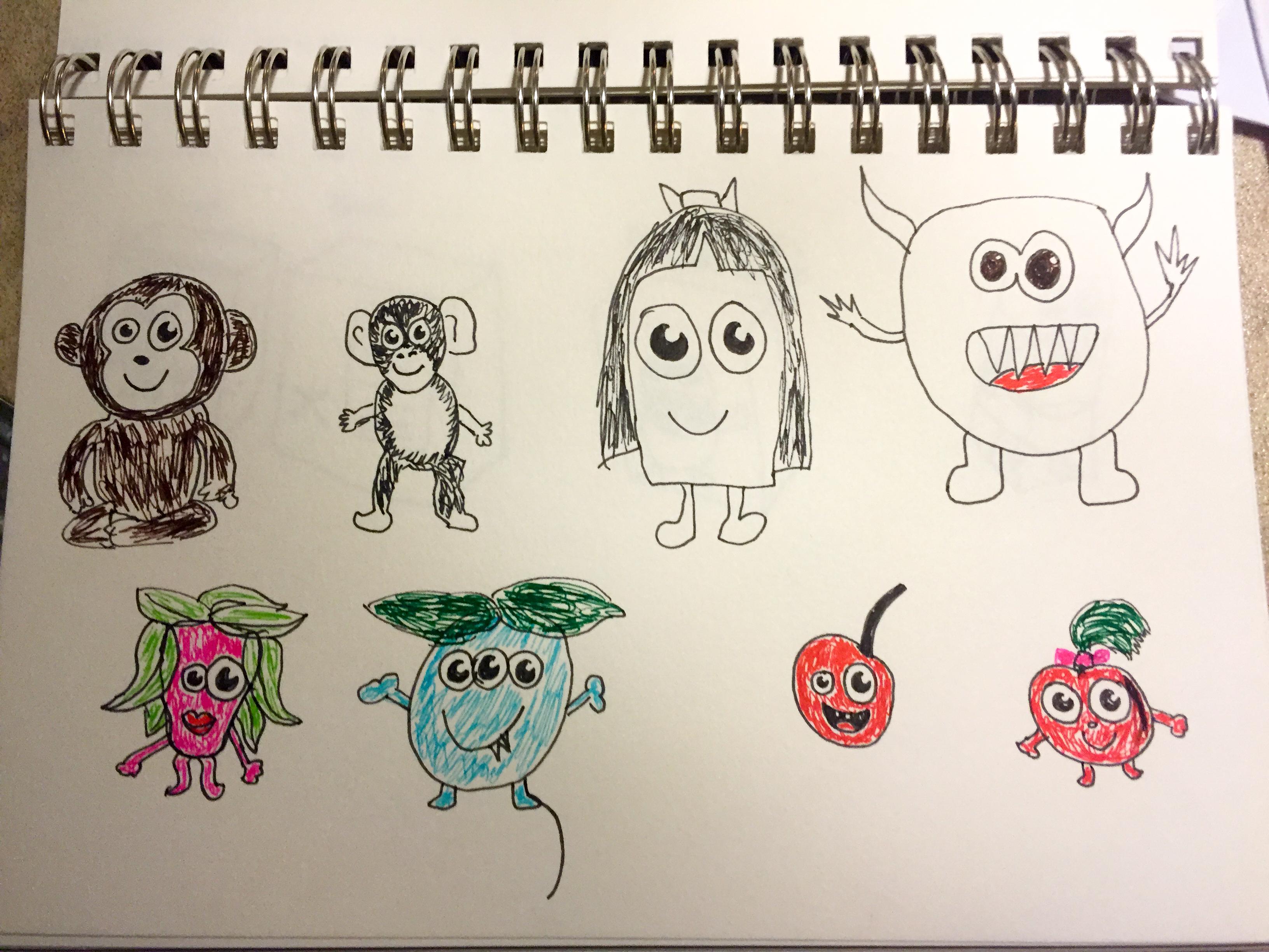 Kazoom-Sketch