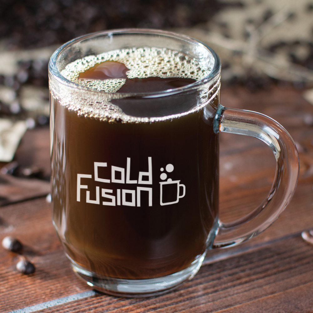 Cold Fusion Full Glass Coffee
