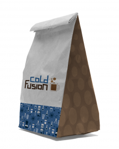 Cold Fusion Takeout Bag